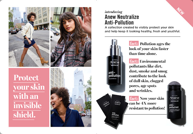 avon catalog 21 2019 anew anti pollution
