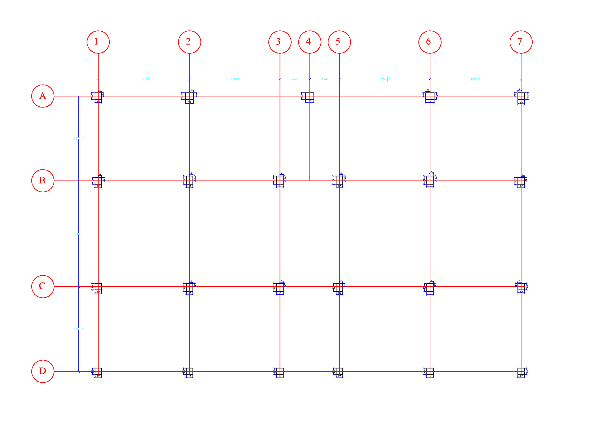 Column layout