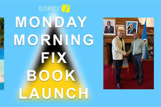 Monday Morning Fix - Book Launch