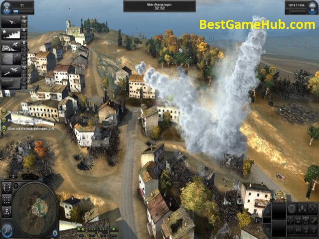 World in Conflict Compressed PC Game With Crack Free Download