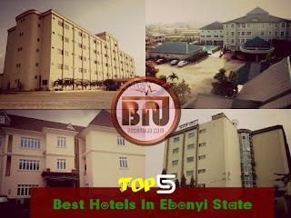Top Hotels In Ebonyi State