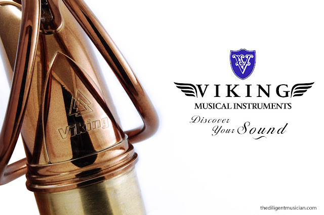 Viking Valkyrie Alto Saxophone Review Cover