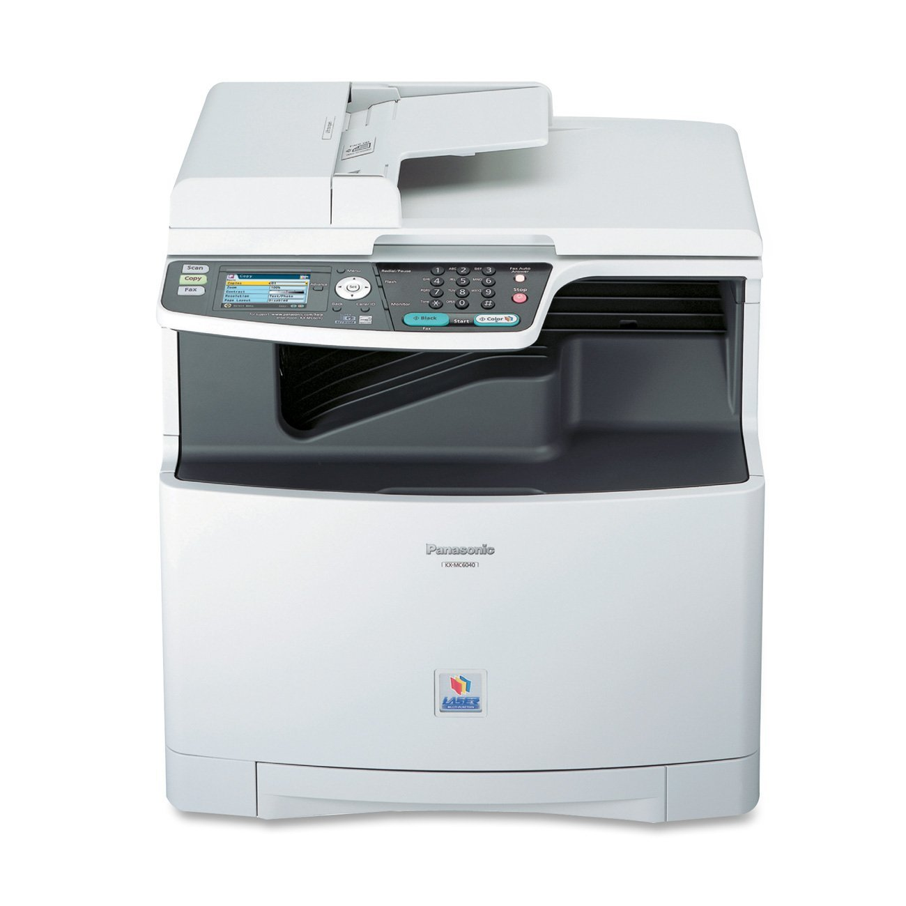 How to print report from panasonic fax machine KX-FP701