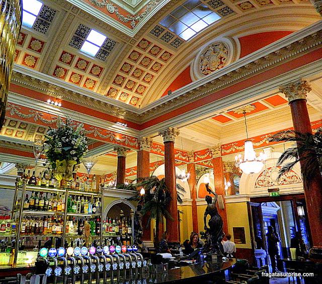 The Bank, pub de Dublin próximo do Trinity College