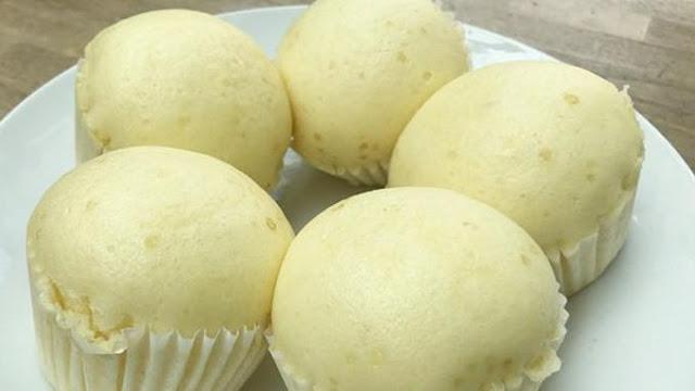 Resep Roti Kukus Keju Enak Dan Mekar Praktis