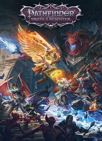 تحميل لعبة Pathfinder Wrath of the Righteous