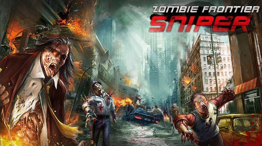 Download Zombie Frontier Sniper MOD APK 3