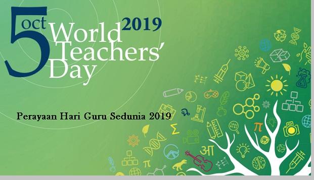 Perayaan Hari Guru Sedunia - pustakapengetahuan.com