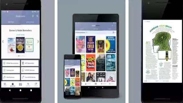 تحميل تطبيق اندرويد NOOK كتب رقمية