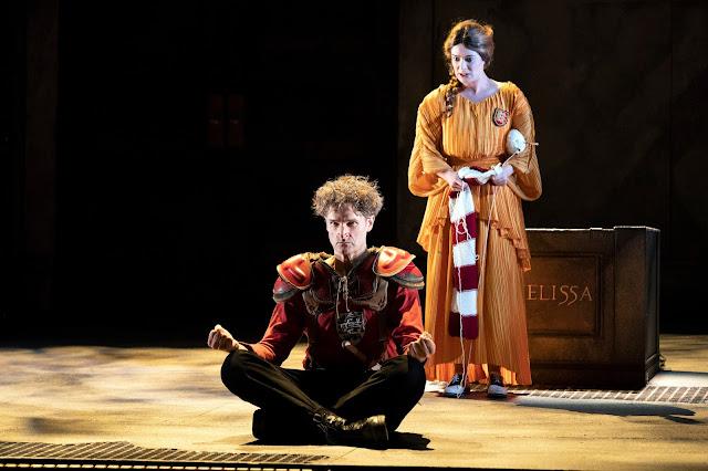 Handel Amadigi di Gaula - William Towers, Harriet Eyley - English Touring Opera (Photo Richard Hubert Smith)