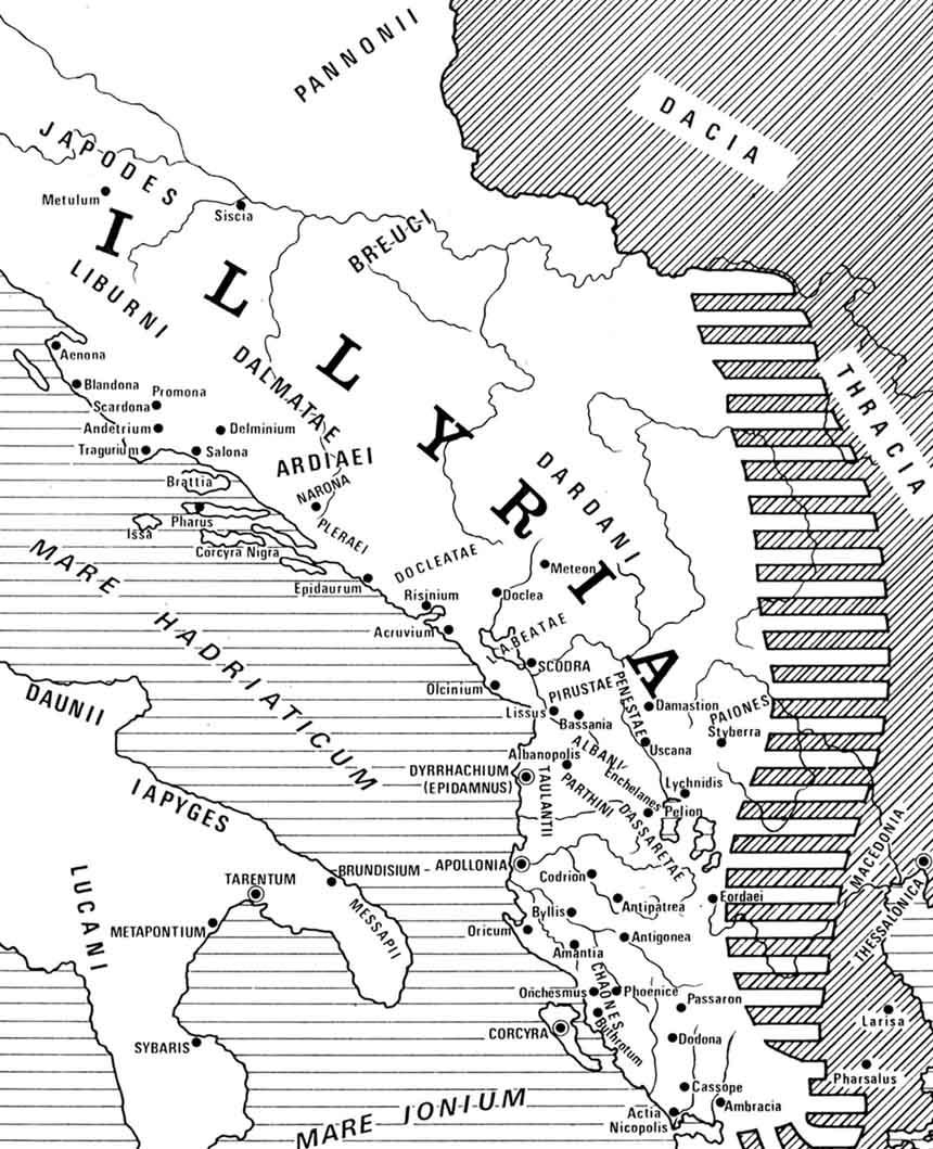 Skanderbeg Era United Albania Map Oculus News