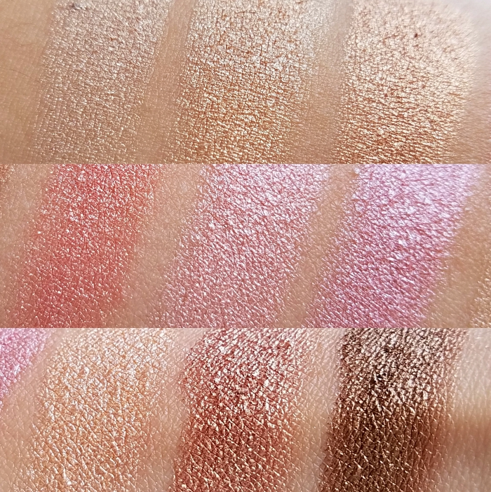 Swatches: pixi & Dulce Candy - Café con Dulce - 23.40g - 34.99 Euro