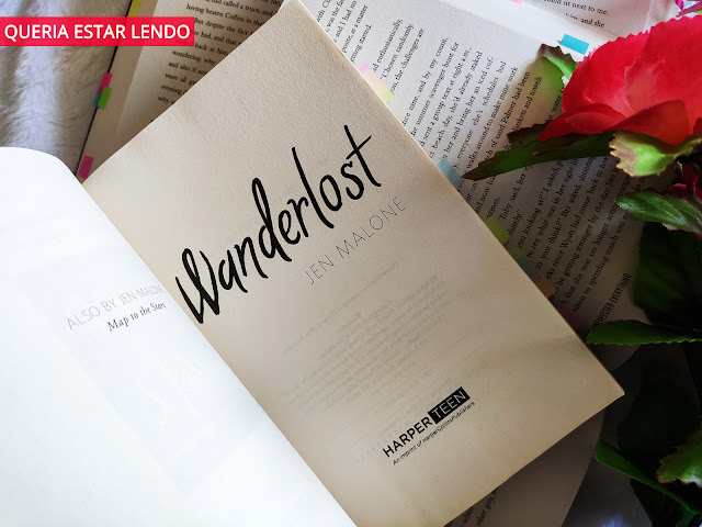 Resenha: Wanderlost