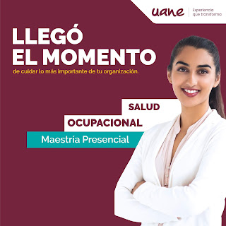 Maestría en Salud Ocupacional en Uane Matamoros