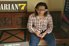 Seorang Wanita Tertangkap Basah Ketika Melakukan Pencurian di Grabag