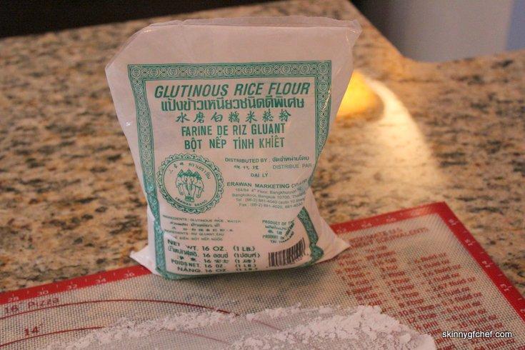 Buy sweet rice flour