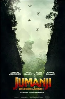 Download Jumanji: Welcome to the Jungle (2017) Subtitle Indonesia