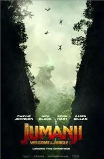 Download Jumanji: Welcome to the Jungle (2017) Subtitle Indonesia