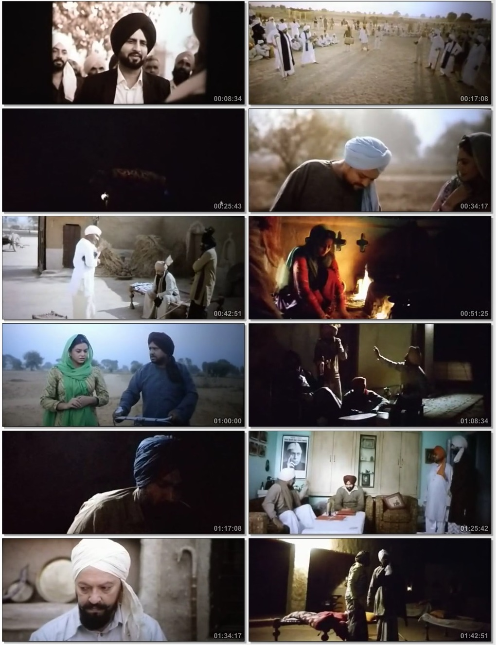 Screen Shot Of Laatu 2018 300MB PdvdRip 480P Full Punjabi Movie Watch Online Free Download