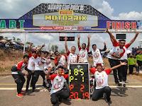 Panen Banyak Gelar Di Kerjurnas, Bukti Kehebatan Pembalap ART Borneo