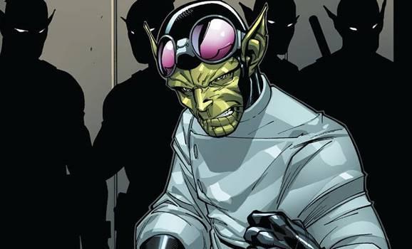 Kelemahan Bangsa Skrull