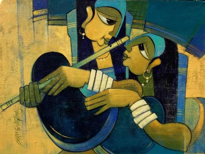 Красота индийской культуры. Sarang Waghmare 13