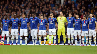 Daftar Skuad Pemain Everton 2017-2018 Terbaru
