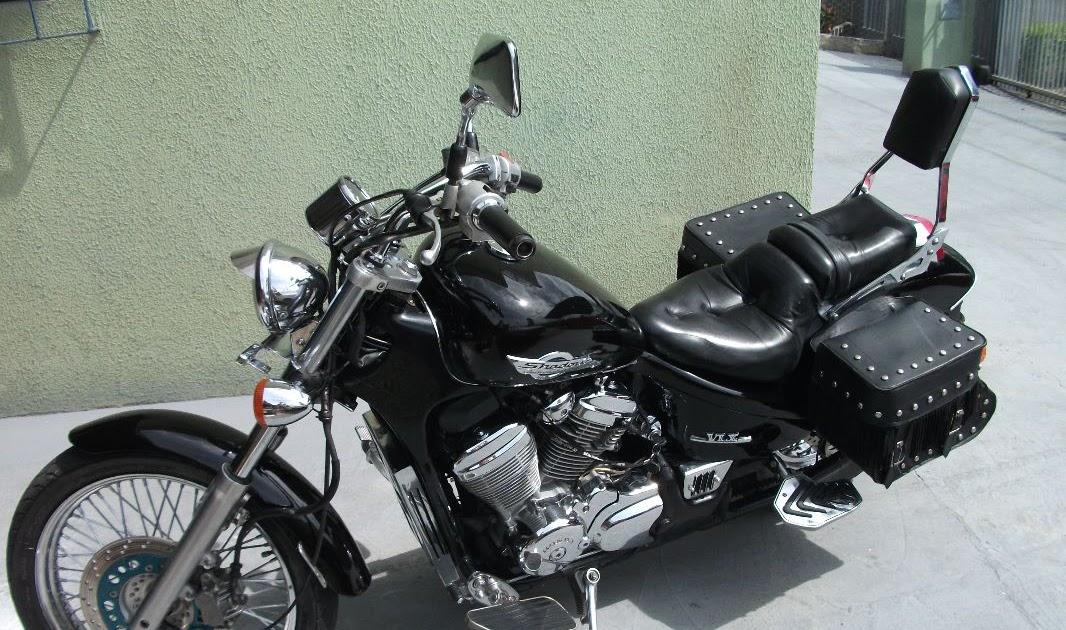 Shadow 600 Modificadas Honda Motos