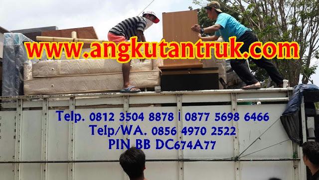 Angkutan Truk Jakarta Jember Banyuwangi