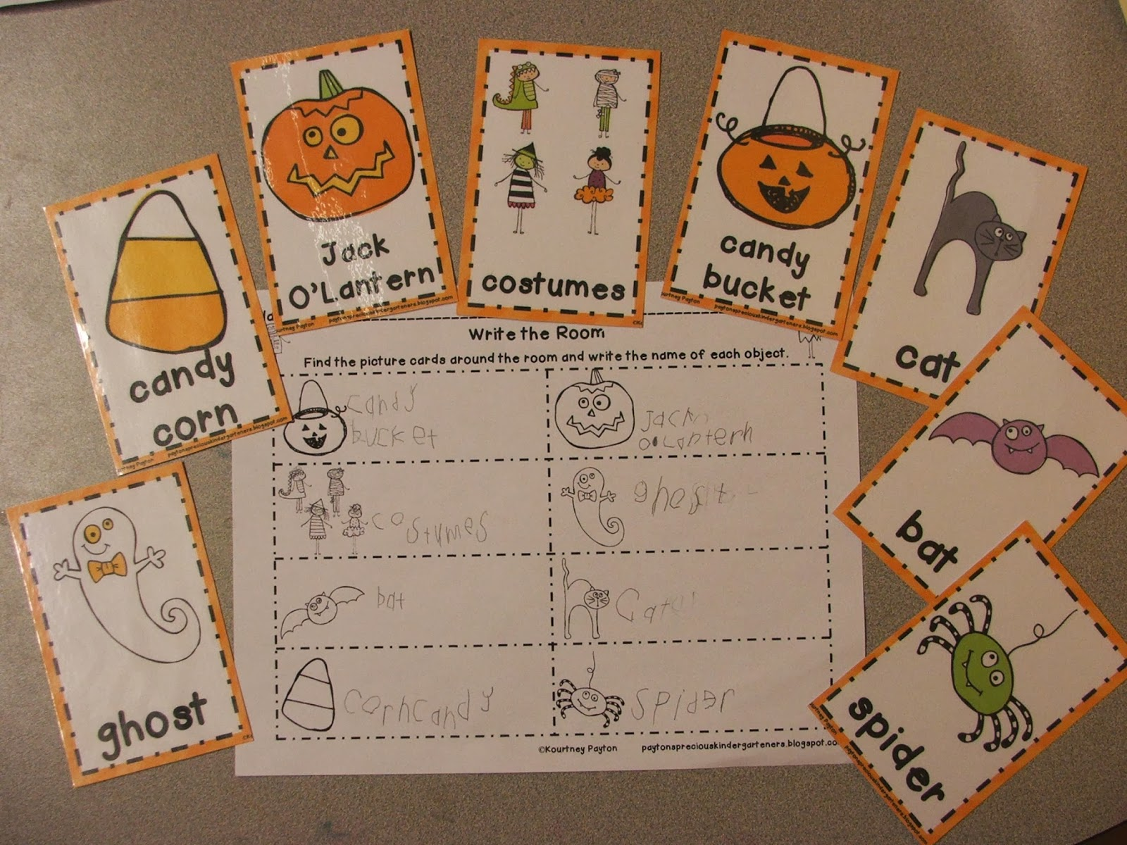 Highland Heritage Homeschool Wrapping Up Halloween