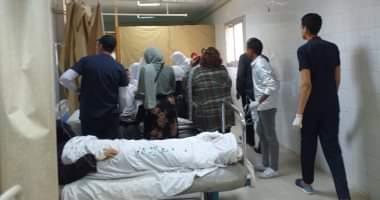 إصابة طفلين شقيقين بتسمم إثر تناولهما طعاما فاسدا بإخميم فى سوهاج