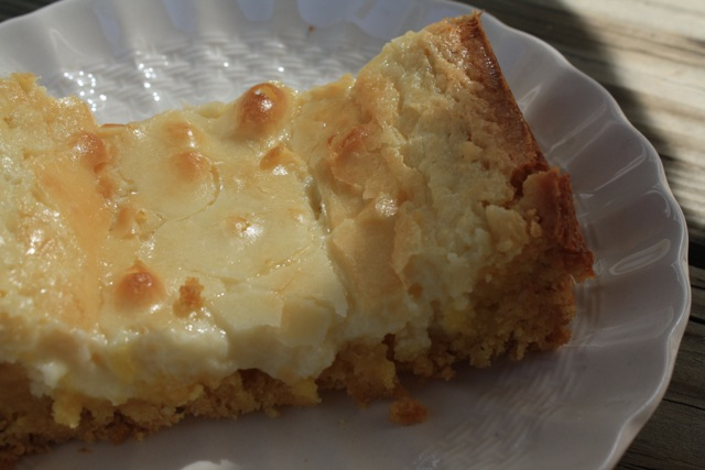 Gooey Butter Cake Nyc
