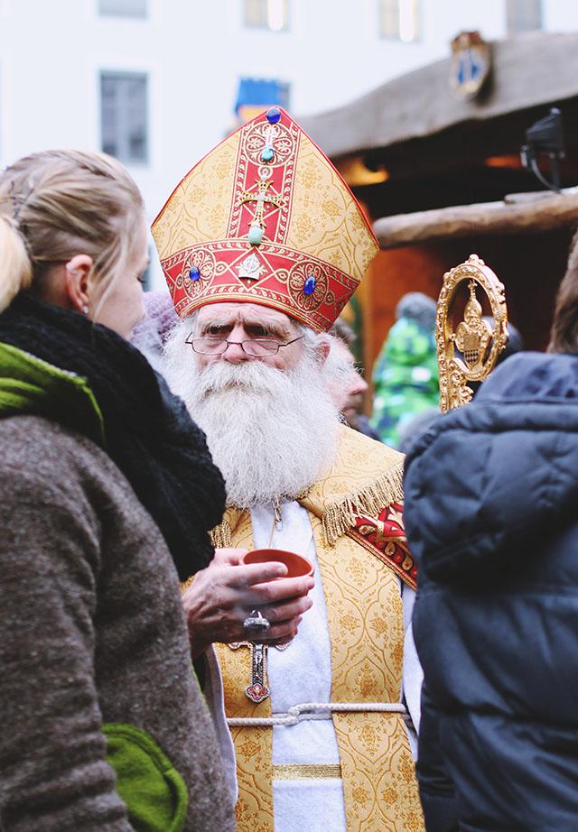 St Nicholas Sankt Nikolaus