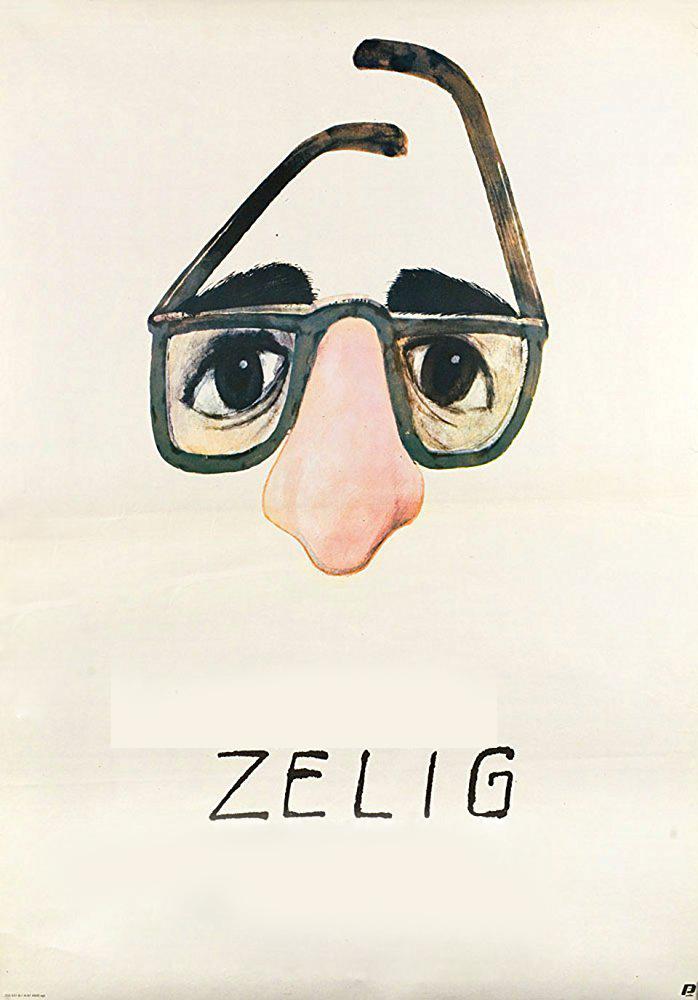 Zelig [1983] [DVDR] [PAL] [Castellano]