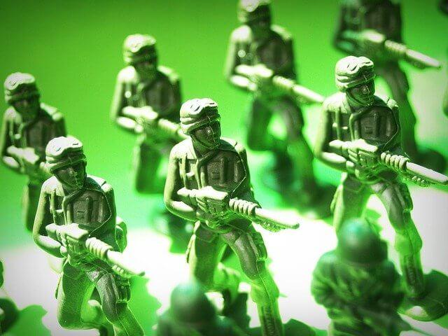ترتيب الجيوش العربية بالأرقام و الدليل