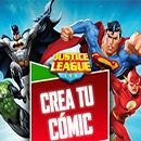 Justice League Crea tu comic