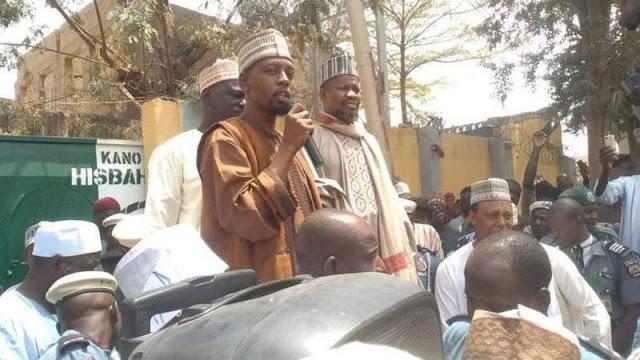 Hina Nabi Muhammad, Penyanyi di Nigeria Dijatuhi Hukuman Mati