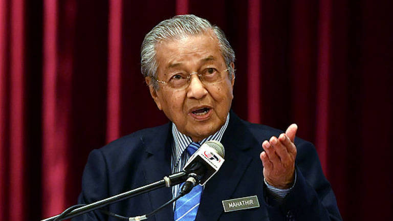 Dunia Islam Sekarat, Mahathir Seru Semua Negara Bertindak