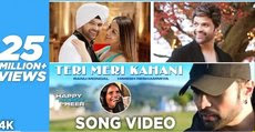 Teri Meri Kahani Lyrics - Himesh Reshammiya & Ranu Mondal