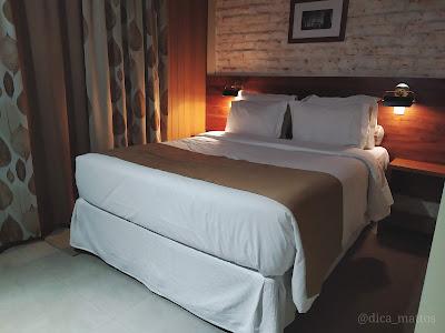 Hotel Villa Lobos oferece o melhor custo x benefício da região