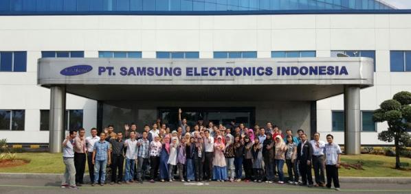 Lowongan Kerja PT Samsung Electronics Juli - Desember 2019
