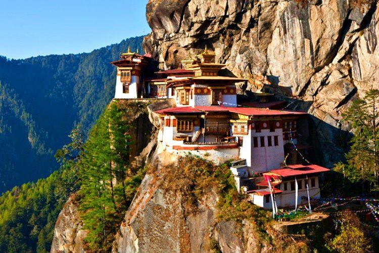 Bhutan Krallığı doğasına kıymet veren bir ülkedir, krallığın aşağı yukarı %71'i ormanlarla çevrilidir.