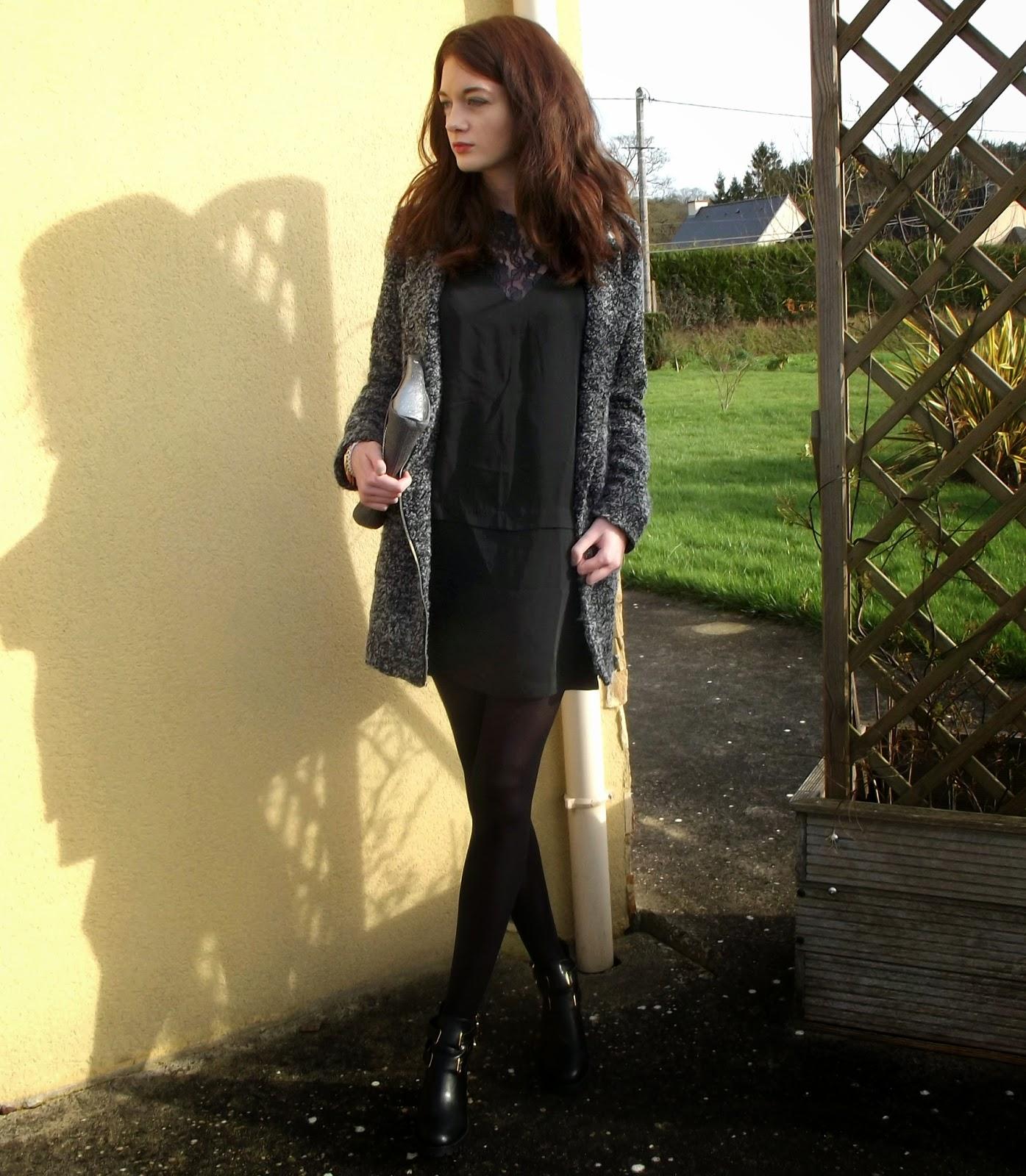 vestido negroinvierno vestido Pequeño vestido Pequeño negroinvierno negroinvierno Pequeño Ajq4R53L