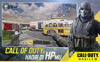 call of duty mobile hp