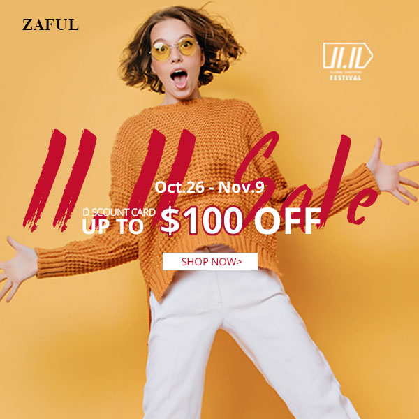 SALE FESTIVAL SHOPPING ZAFUL