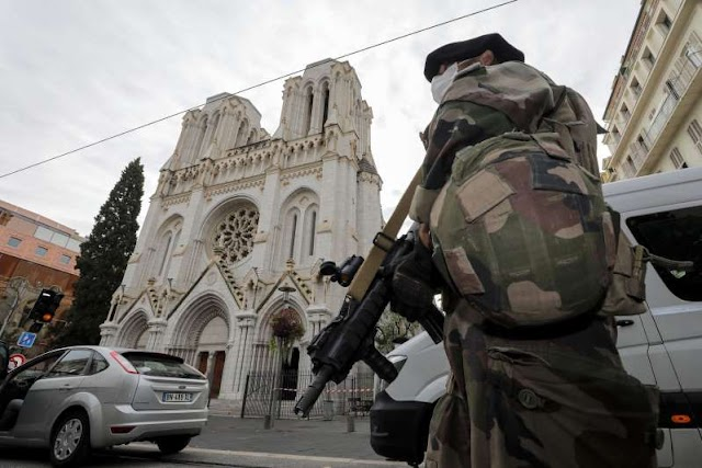 More militant attacks are likely-France's Interior Minister