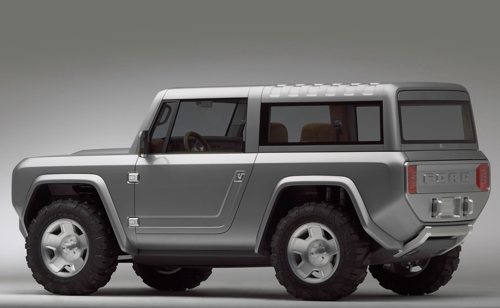 NewAge Ford Bronco Coming To Life In Australia