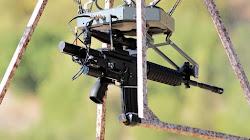"""Sát Thủ Thầm Lặng: Hãng Duke Robotics Phát Triển Drone Có Khả Năng """" Bắn Tỉa"""""""
