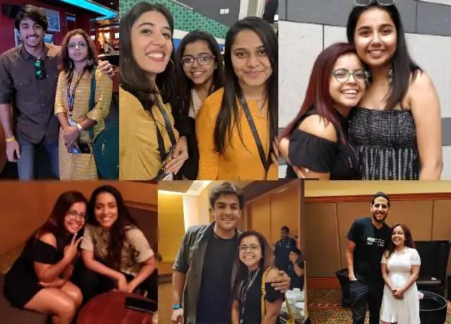 Wonder Munna with popular YouTubers at YouTube FanFest Mumbai