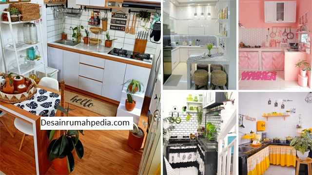 Ini Dia Ukuran Dapur Ideal Untuk Rumah Type 36 Desainrumahpedia Com Inspirasi Desain Rumah Minimalis Modern